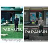 Kreatif, Plesetan Poster Film 'Parasite' jadi 'PARAHSIH', Ingatkan Warga Taat Aturan