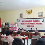 Muscab Gerakan Pramuka Kota Malang 2020, Sutiaji: Pramuka Harus Berinovasi
