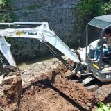 Demi Kelancaran Belajar Mengajar, Bronjong Dibangun Antisipasi Tanah Longsor di SDN Gunungsari 1 Kota Batu