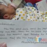 Bayi Dibuang di Beranda Rumah Warga Kediri, Sang Ibu Tinggalkan Surat