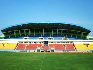 Jadi Stadion Tertua, Perbaikan Stadion Gajayana Masih Tunggu Kajian