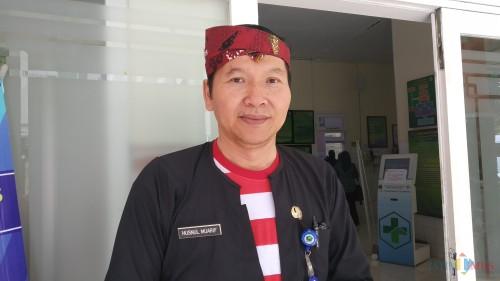 Kepala Bidang Pencegahan dan Pengendalian Penyakit Dinas Kesehatan (Dinkes) Kota Malang, dr Husnul Muarif (Pipit Anggraeni/MalangTIMES).