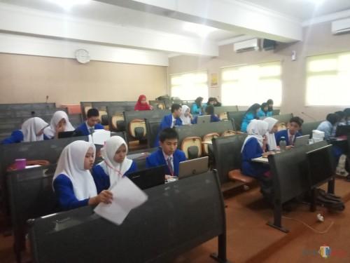 Unikama Gelar Olimpiade Ekonomi untuk Siswa SMK-SMA Se-Malang Raya