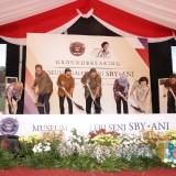 Gubernur Khofifah: Museum dan Galeri Seni SBY-Ani Jadi Gravitasi Baru Pacitan