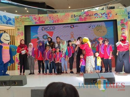 Gandeng YKAKI, Gema Indonesia Gelar Peduli Kasih Anak Penderita Kanker