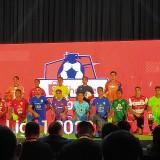 Launcing Shopee Liga 1, Laga Perdana Pesebaya vs Persik Kediri