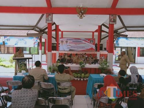 Musrenbang Kecamatan Sanankulon Tetapkan 5 Usulan Prioritas Pembangunan