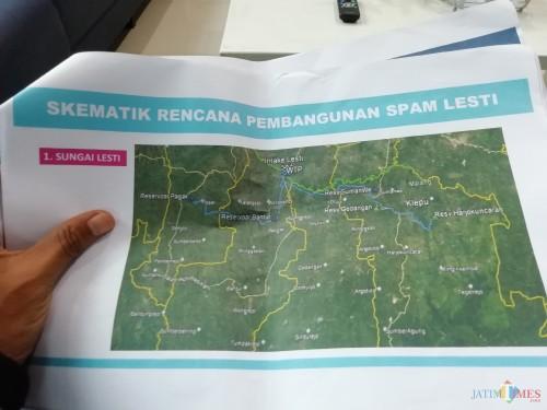 Tahun 2020, Perumda Tirta Kanjuruhan Siap Atasi Rawan Air Bersih Malang Selatan