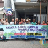 Masyarakat Arus Bawah Ingin Fandi Utomo Jadi Wali Kota Surabaya