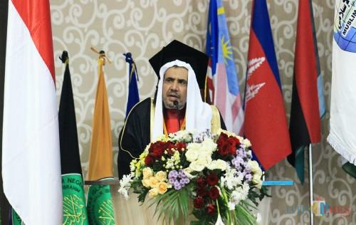 Kiprah Muhammad Bin Abdul Karim Al-Issa dalam Penyebaran Pesan Perdamaian Dunia Islam dan Moderasi Agama