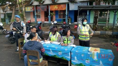 Dalam Setahun Ada Sekitar 30 Ribu Penguna Jalan Ditilang, Mantan Kasatlantas Polres Batu Bakal Dimutasi Ke Polres Malang