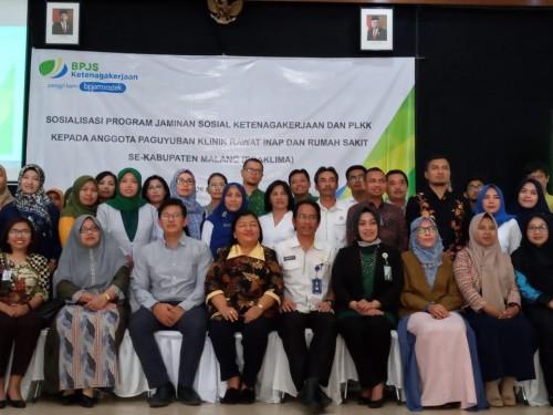 BPJS Kesehatan Target Kepesertaan di Kabupaten Malang Capai 230 Ribu Peserta