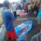 Tak Hiraukan Kereta Melintas, Dua Kakak Beradik Asal Sukun Tewas Terserempet