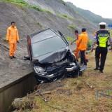 Kecelakaan Tunggal, Bocah 14 Tahun Meninggal setelah Terseret Arus Drainase Tol Malang - Pandaan