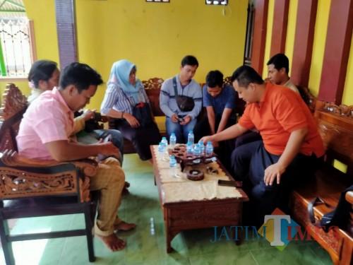 Sebulan Berlalu, Pengisian Perangkat Desa Wates Campurdarat Di Soal Dan Di Adukan Ke LSM Bintara