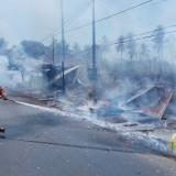 Awal Tahun, Belasan Insiden Kebakaran di Kabupaten Malang Catatkan Kerugian Rp 600 Juta Lebih