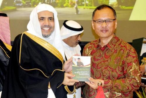Liga Dunia Islam RAI Sebut UIN Malang Salah Satu Kampus Islam Terbaik di Indonesia