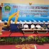 Rencanakan Pembangunan Infrastruktur, DPUPRPKP Kota Malang Gelar FGD Lintas Perangkat Daerah
