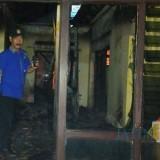 Dini Hari, Satu Rumah di Kiping Ludes Terbakar Akibat Korsleting Listrik