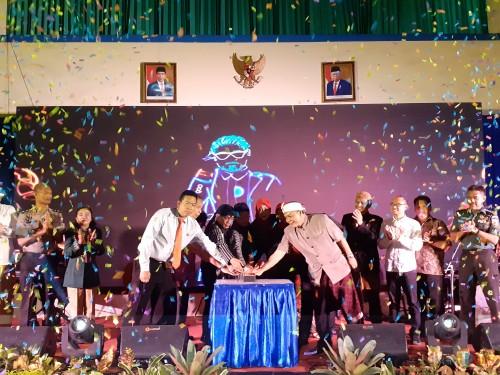Ambyar, Launching SPPT PBB 2020 Bapenda Kota Malang Pecah Abis
