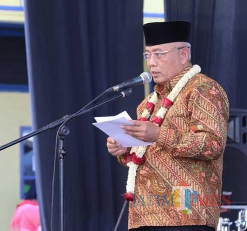 Berbagai janji Bupati Malang Sanusi mulai terlihat realisasinya untuk masyarakat Kabupaten Malang (dok MalangTimes)