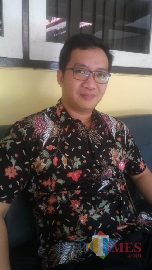 Frima Agung Nitipraja, Kepala Bulog Sub Divre Banyuwangi.