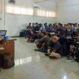 Ratusan Mahasiswa Prodi Teknik Informatika Unikama Dalami Bahasa Pemrograman Python
