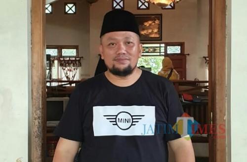 Syamsiar Aulia Rahman, warga Lumajang di Surabaya (Foto : Moch. R. Abdul Fatah / Jatim TIMES)