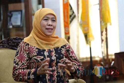 Gubernur Khofifah Minta Masyarakat Hormati Penangguhan Sementara Umrah