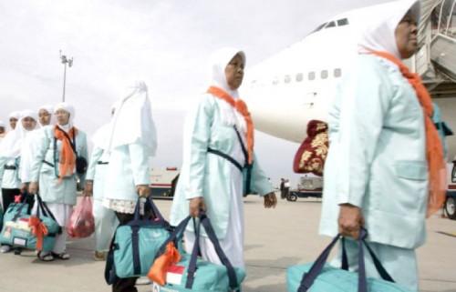 Ilustrasi jamaah yang dilarang masuk Makkah karena dampak corona.(NuOnline)