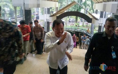 Menteri Kesehatan (Menkes) RI Terawan Agus Putranto. (Foto: Ima/MalangTIMES)