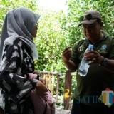 Bahaya Sampah Plastik, Ada Pemeriksaan Khusus Bagi Pengunjung Mangrove