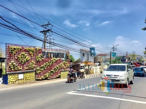 Stop Tambah Vertical Garden, Pemkot Batu Fokus Merawat