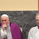 Paus Fransiskus Disebut Kena Corona, Ini Kata Pendiri True or False