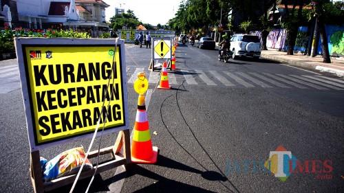 Jalan Yos Sudarso Sudah Mulai Resmi Dibuka