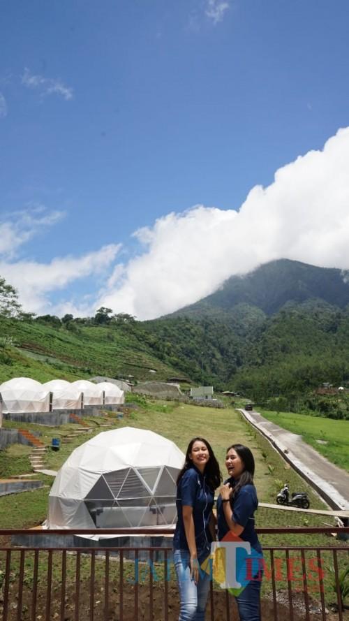 Lembah Indah Malang, Sensasi Glamping di Kaki Gunung Kawi