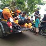 Dua Mayat Diduga Korban Perahu Tenggelam di Jombang Ditemukan
