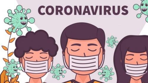 Ilustrasi virus corona (coronavirus) atau covid-19. (Foto: Shutterstock)