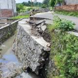 Awal Maret  2 Longsor Terjadi di Kota Batu, Satu Titik Rusak Bahu Jalan