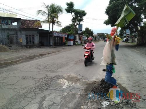 Pemkab Tulungagung Pastikan 81 Jalan Rusak akan Diperbaiki Tahun Ini