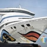 Pemkot Tak Bisa Tolak 1.300 Penumpang Kapal Pesiar Viking Sun Wisata di Surabaya