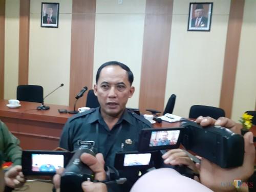 Kepala BPS Kota Malang Sunaryo (Arifina Cahyanti Firdausi/MalangTIMES)