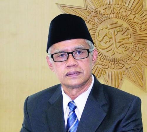 Haedar Nashir, ketua umum Pimpinan Pusat Muhammdiyah. (Foto: Istimewa)