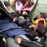 Jasad Korban Tenggelam di Bendungan Karangkates Ditemukan Tersangkut Kail Nelayan