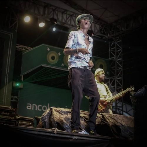Usai Bertandang ke Malaysia, Denny Frust Mulai Tour Album Jatim dari Kota Malang