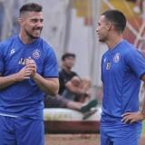 Administrasi Selesai, Dua Latin Arema FC Siap Berlaga Lawan Persib