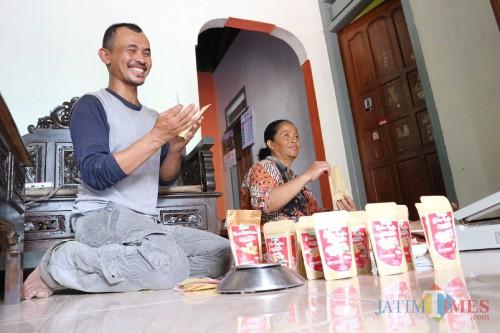 Produsen Jahe Merah di Jombang Pilih Tak Naikkan Harga, Ini Alasannya