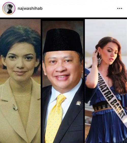 Najwa Shihab Bela Finalis Putri Indonesia yang Salah Lafalkan Pancasila
