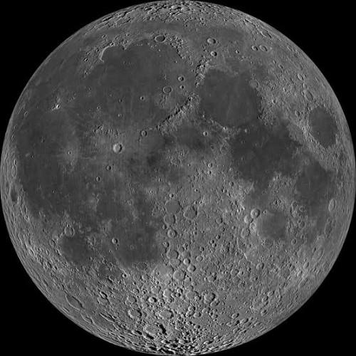 Ilustrasi Bulan yang mengorbit ke Bumi. (Istimewa)