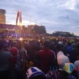 Kalahkan Arema FC, Aremania Hadang Kendaraan Persib